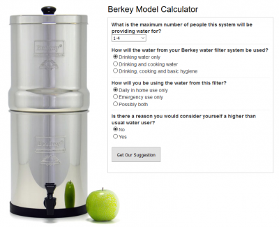 water filter guide